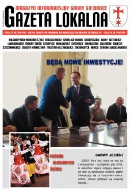 MIGS Gazeta Lokalna 1 2013 strona 1
