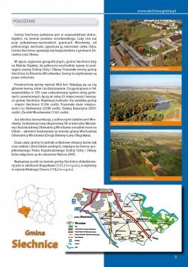 Folder promocyjny gminy Siechnice - rok 2011 strona 3