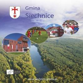 Folder promocyjny Gminy Siechnice (styczeń 2014) strona 1