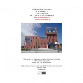Folder promocyjny Gminy Siechnice (styczeń 2014) strona 2
