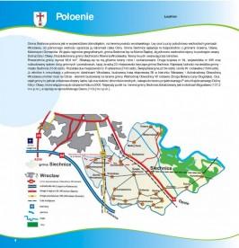 Folder promocyjny gminy Siechnice wydany w grudniu 2012 roku strona 5