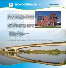 Folder promocyjny gminy Siechnice wydany w grudniu 2012 roku strona 6