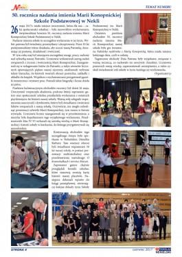 Przegląd Nekielski 06 / 2017 strona 4