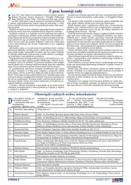 Przegląd Nekielski 08 / 2017 strona 6