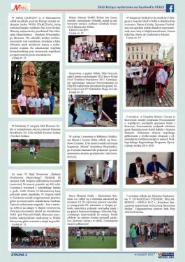 Przegląd Nekielski 09 / 2017 strona 2
