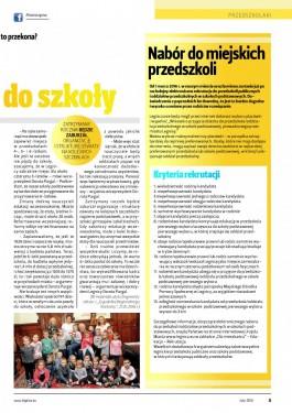 Magazyn Miejski 02 / 2016 strona 5